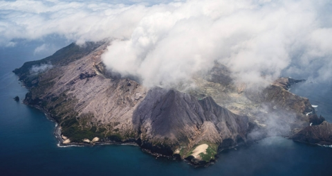 Royal Caribbean Cruise Passengers Impacted by Island Volcano Eruption