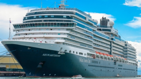Holland America Line Cancels Cruise to Fix Propulsion Problems