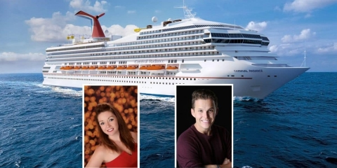 Cruise and Entertainment Directors Revealed for Carnival Radiance