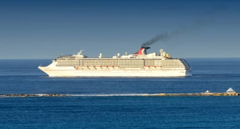 Carnival Cruise Ship Suffers Technical Issue and Bad Weather