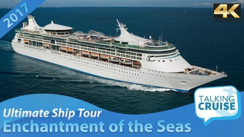 Enchantment of the Seas: Ultimate Cruise Ship Tour