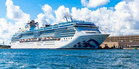 Cruise Ship Continues to Have Issues Disembarking Guests