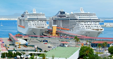 MSC Cruises Extends Suspension of Fleetwide Operations