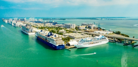 Port of Miami Stops Accepting Cruise Medevacs Due to Limited Capacity
