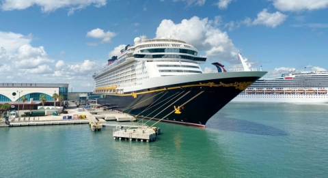 Port Canaveral Temporarily Furloughs Cruise Port Workers
