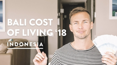 BALI COST OF LIVING – ONE MONTH IN CANGGU | Digital Nomad Living Costs 147, 2018