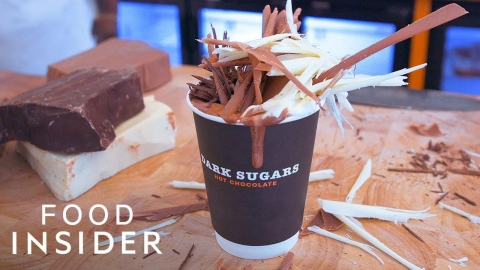 The Best Hot Chocolate In London | Best Of The Best