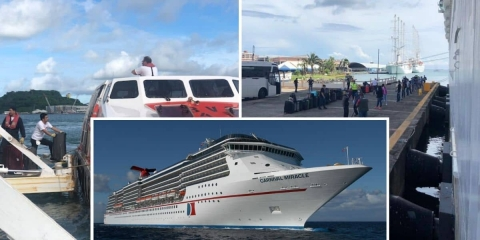 Carnival Cruise Line to Complete Repatriation of Over 26,000 Crew Members