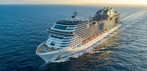MSC Cruises Says Health Protocols Are Working