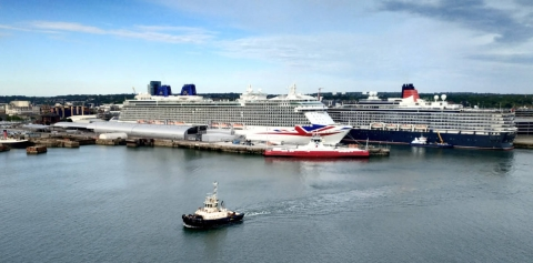 The Essential Guide to All Southampton Cruise Terminals