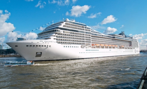 Second MSC Cruise Ship to Restart Operations Soon